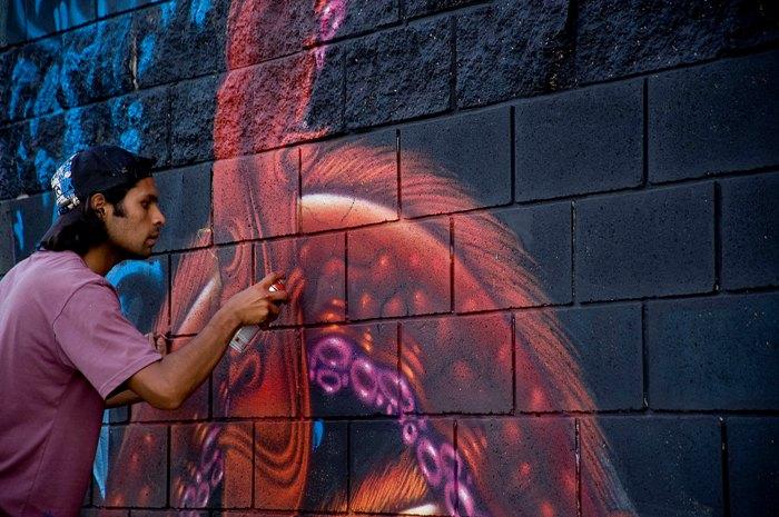 graffiti rikis chile buenos aires street art buenosairesstreetart.com