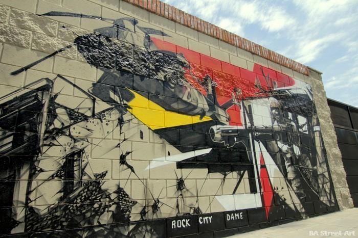 israel gaza conflict graffiti buenos aires street art buenosairesstreet.com