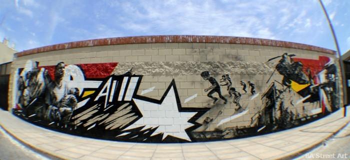 israel missile attack gaza buenos aires street art buenosairesstreetart.com