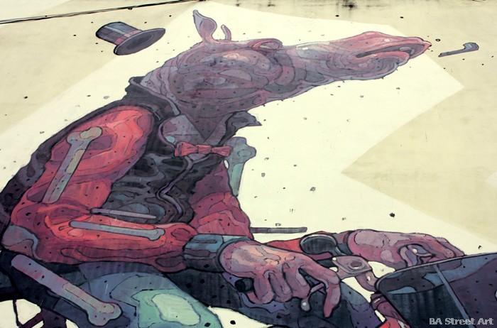 aryz street art buenos aires meeting of styles 2012 buenosairesstreetart.com