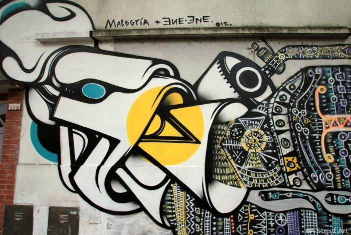 buenos aires graffiti tour buenosairesstreetart.com BA Street Art