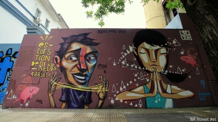 buenos aires graffiti rour argentina buenosairesstreetart.com