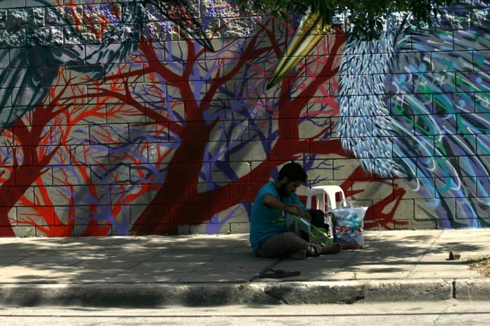 charquipunk graffiti meeting of styles buenos aires street art buenosairesstreetart.com