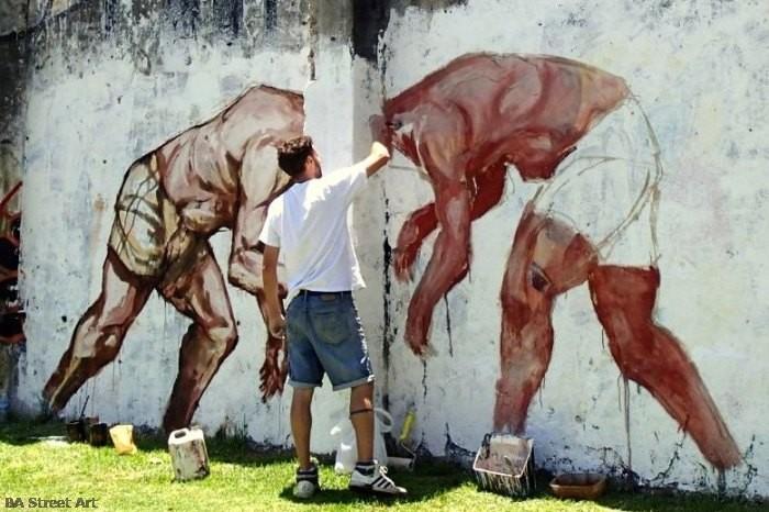franco fasoli jaz pintando buenos aires graffiti tour buenosairessteetart.com