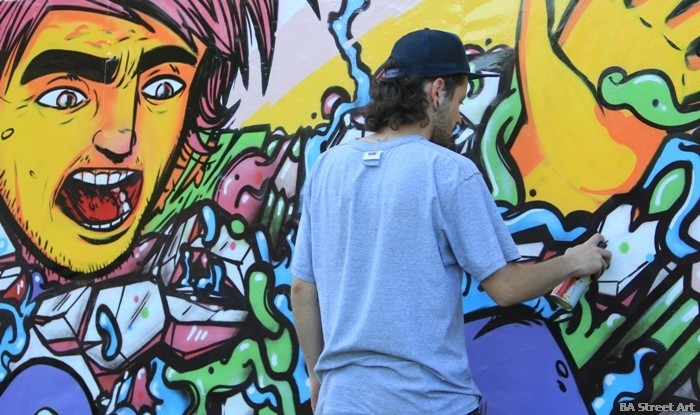 buenos aires graffiti marco regs street art buenosairesstreetart.com