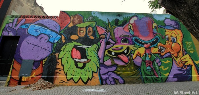 buenos aires graffiti tour buenosairesstreetart.com