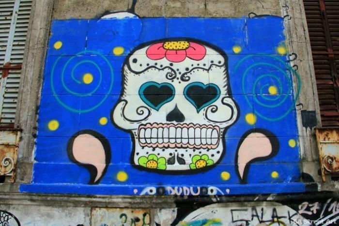 buenos aires graffiti tour dudu buenosairesstreetart.com BA Street Art