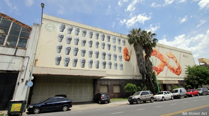gaia nanook street artist buenos aires mural buenosairesstreetart.com