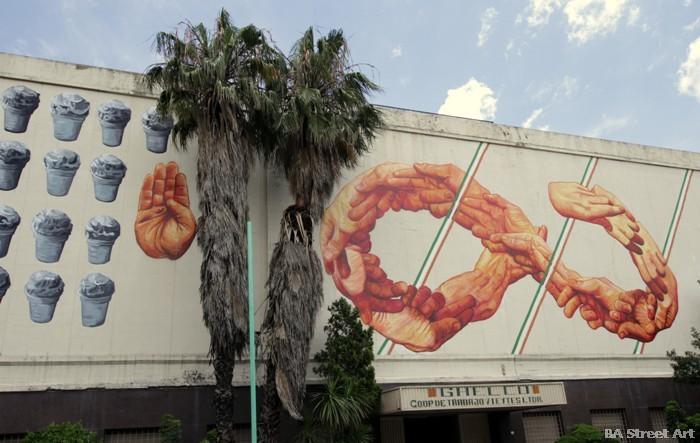 gaia mural buenos aires mural buenosairesstreetart.com
