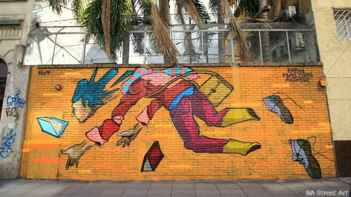 graffiti buenos aires street art buenosairesstreetart