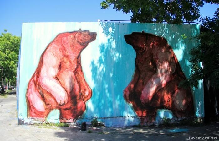 jaz graffiti buenos aires murales argentina