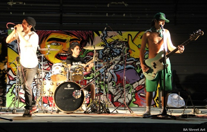 urban fest UNGS los polvorines buenos aires buenosairesstreetart.com