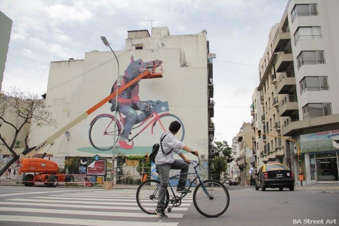 aryz mural buenos aires street art buenosairesstreetart.com