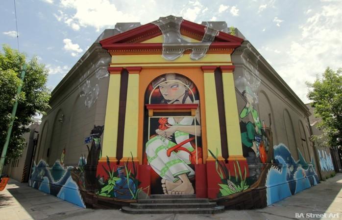 stgo under crew saile street art buenos aires meeting of styles buenosairesstreetart.com