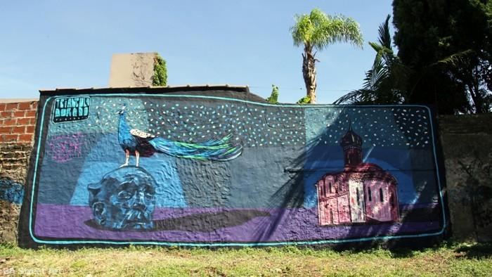 buenos aires arte callejero murales triangulo dorado buenosairesstreetart.com