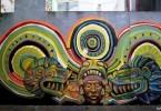 graffiti guache colombia buenosairesstreetart.com buenos aires