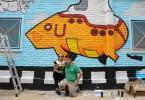 buenos aires graffiti distrito audiovisual colegiales buenosairesstreetart.com