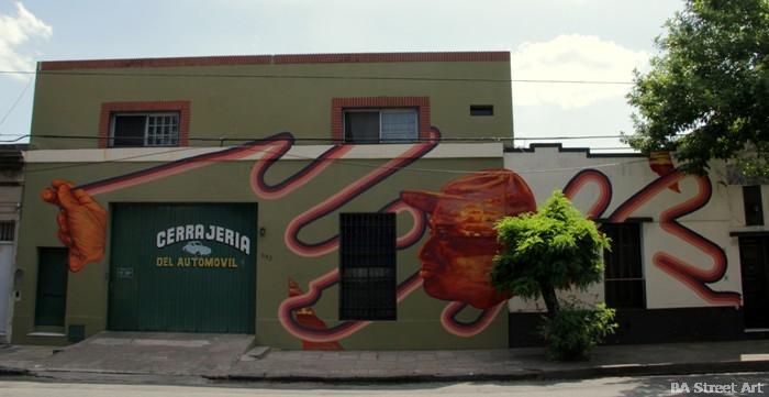blacks argentina gaia murals buenos aires graffiti buenosairesstreetart.com