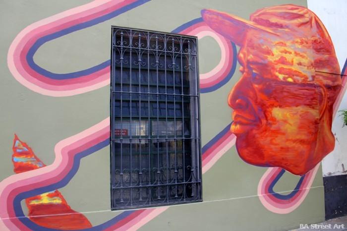 blacks argentina racism gaia street artist graffiti buenos aires buenosairesstreetart.com