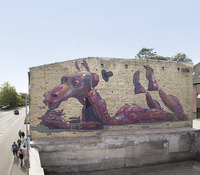 aryz street artist barcelona