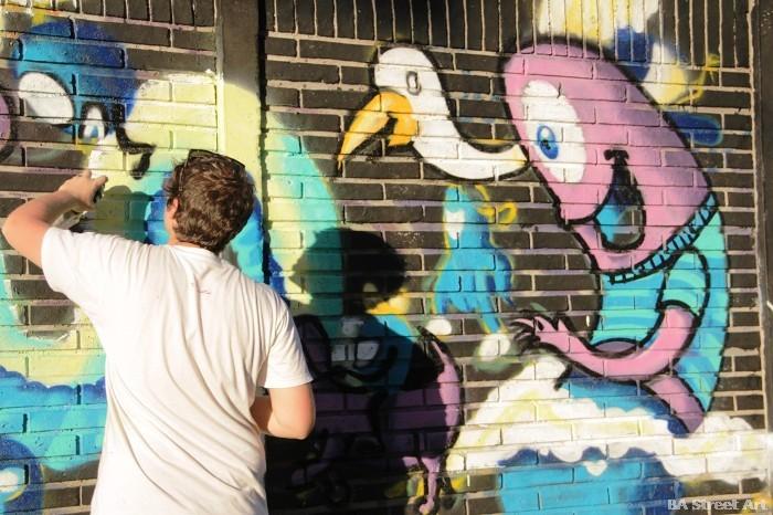 buenos aires graffiti buenosairesstreetart.com resu san martin graff