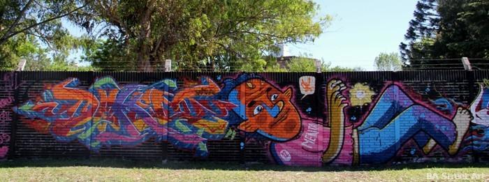 buenos aires graffiti festival argentina cof dakem buenosairesstreetart.com