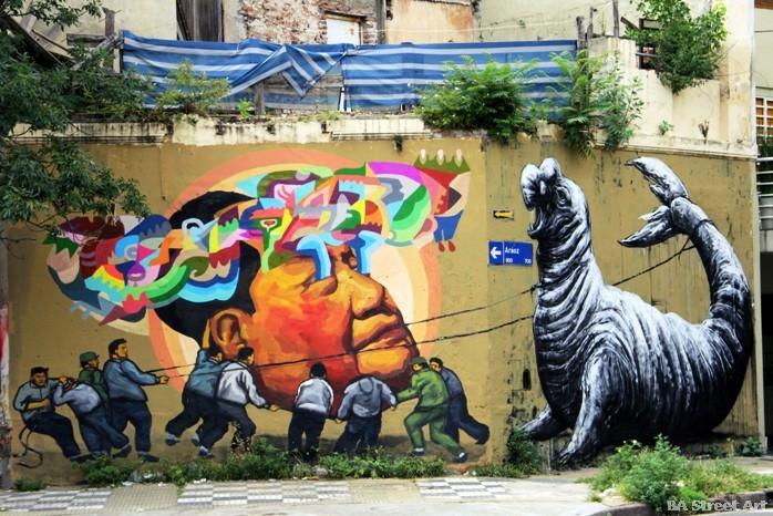 roa ever mural argentina arte urbano street art tour buenos aires buenosairesstreetart.com
