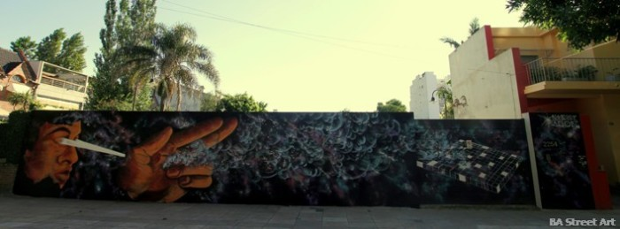 nanook amor arte urbano buenos aires mural street art buenosairesstreetart.com