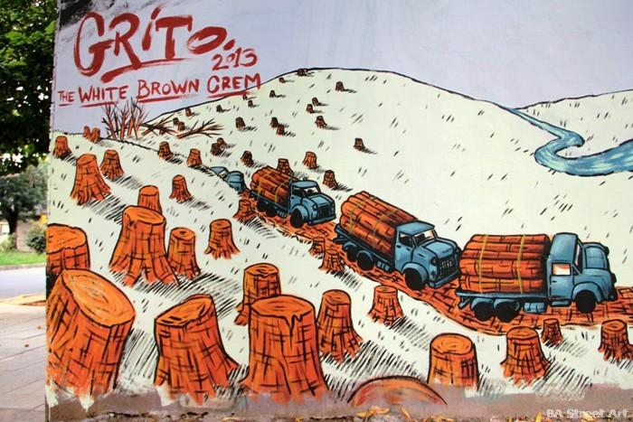 logging company paper factory argentina mural buenosairesstreetart.com