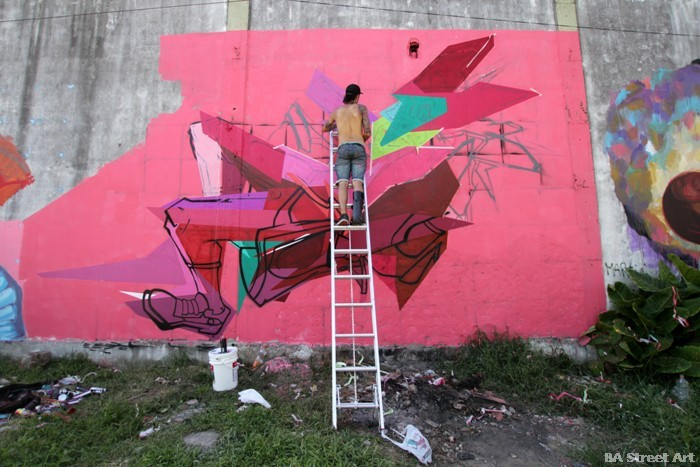 patxi mazzoni alonso tigre 100x100 buenos aires graffiti buenosairesstreetart.com