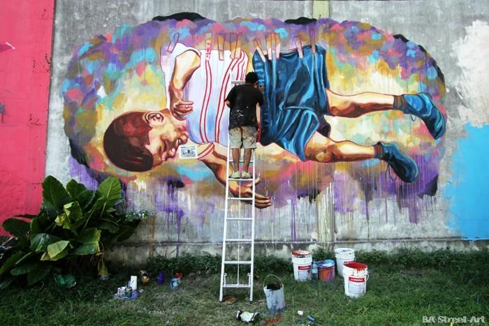 buenos aires graffiti tigre 100 x 100 festival buenosairesstreetart.com