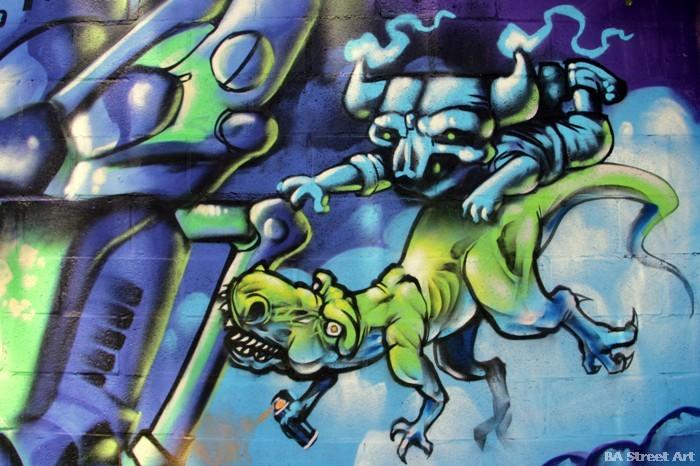 buenos aires graffiti buenosairesstreetart.com arte urbano