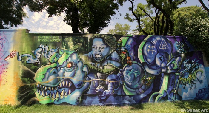 buenos aires graffiti arte urbano buenosairesstreetart.com