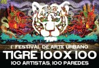 tigre 100 x 100 festival arte urbano buenos aires