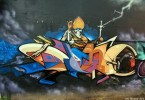 papa graffiti buenos aires pope buenosairesstreetart.com
