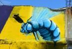 insect street art buenos aires graffiti buenosairesstreetart.com