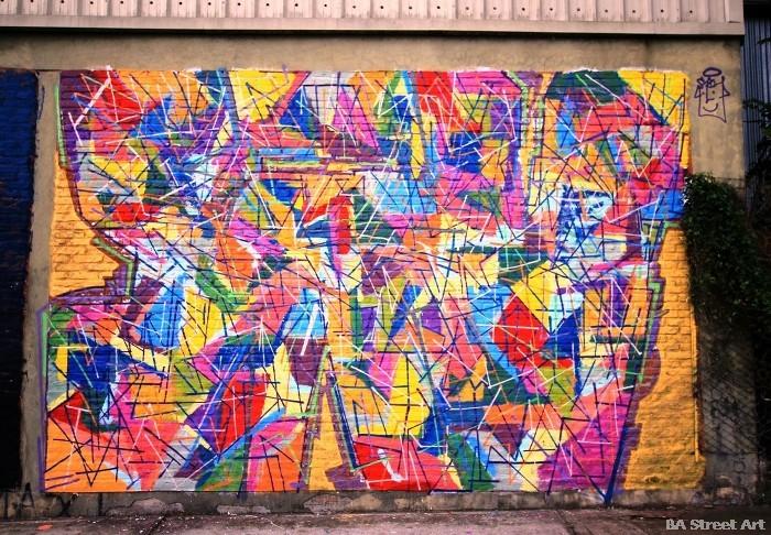 abstract art buenos aires argentina buenosairesstreetart.com