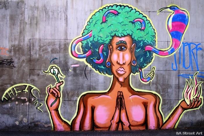 colectivo licuado theic arte urbano montevideo uruguay buenos aires street art buenosairesstreetart.com