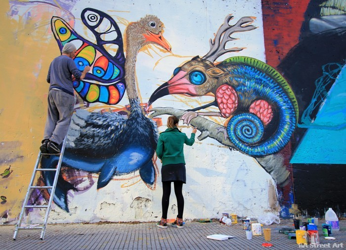 artistas callejeros buenos aires city buenosairesstreetart.com