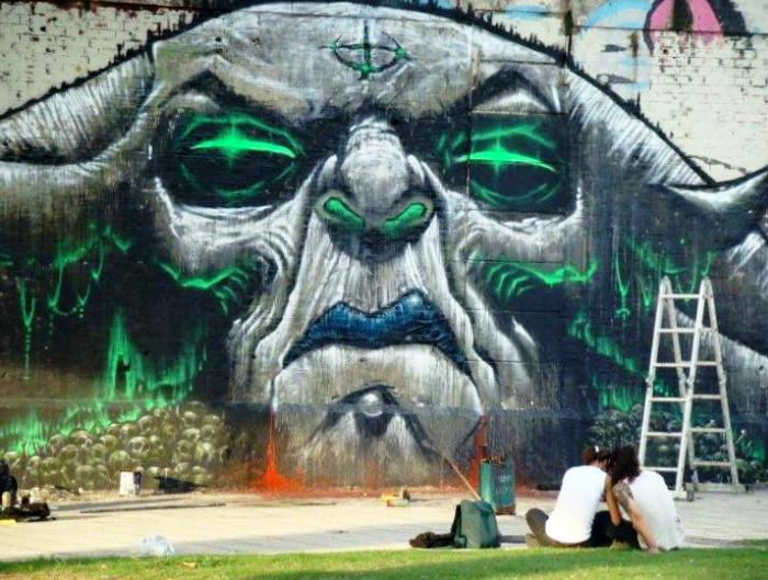 demon street art buenos aires buenosairesstreetart.com