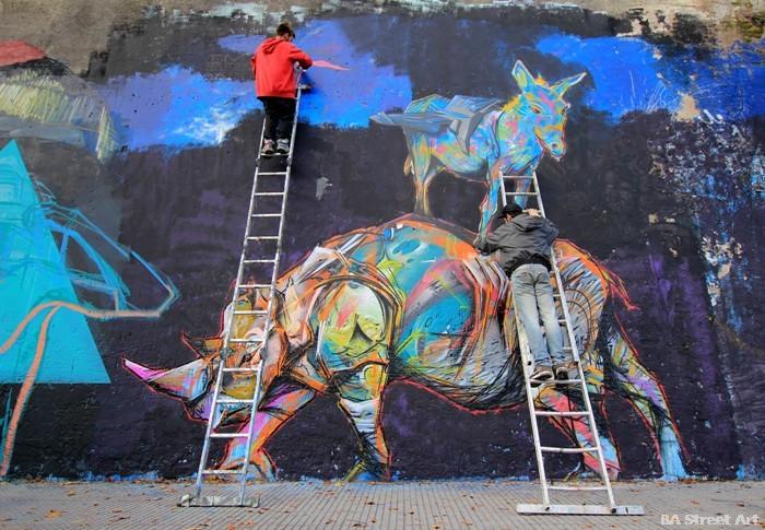 graffiti buenos aires muralistas buenosairestreetart.com