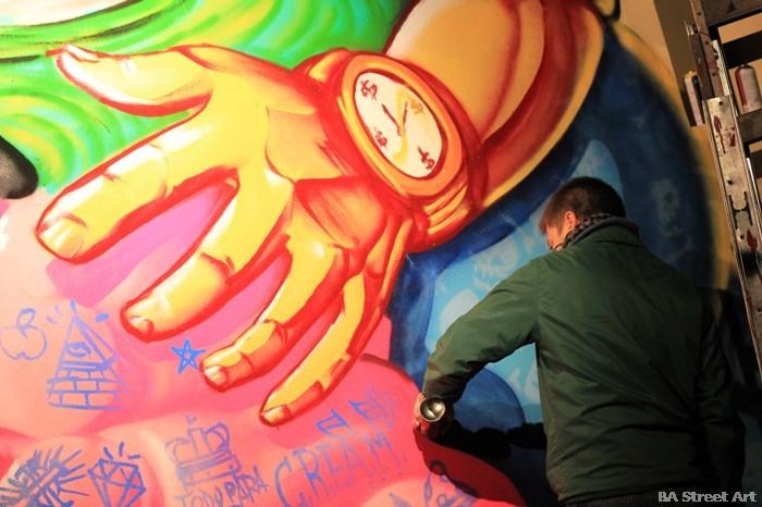buenos aires graffiti centro cultural recoleta argentina arte urbano ciudad emergente buenosairesstreetart.com
