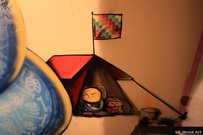 quom argentina pueblo tribu buenos aires argentina buenosairesstreetart.com