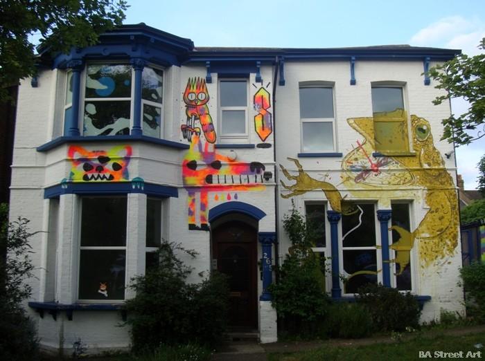 dulwich street art festival baroque the streets buenosairesstreetart.com