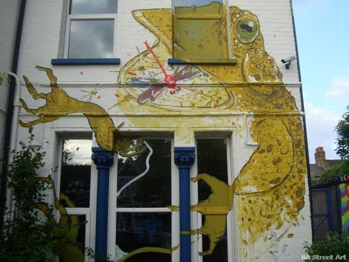 dulwich street art festival hitnes buenosairesstreetart.com