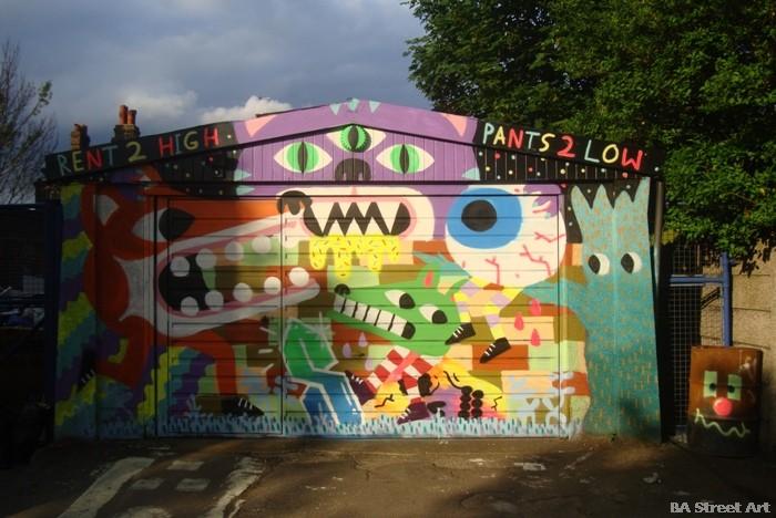 dulwich street art festival malarky buenosairesstreetart.com