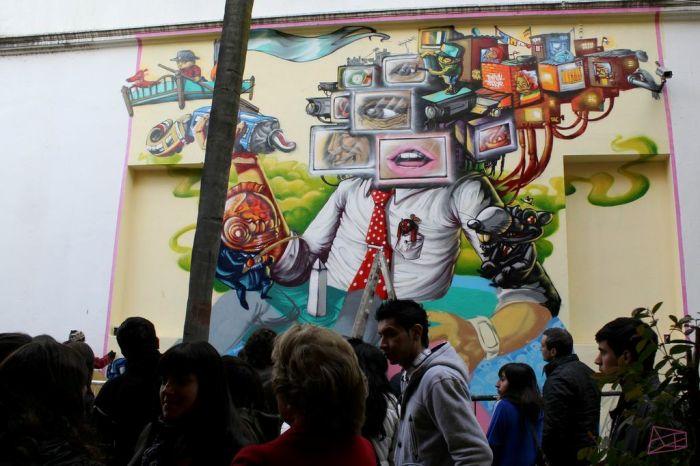 ciudad emergente festival de jovenes hip hop murales recoleta centro cultural buenosairesstreetart.com