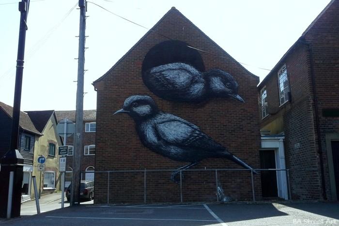 roa chichester street art festival mural buenosairesstreetart.com