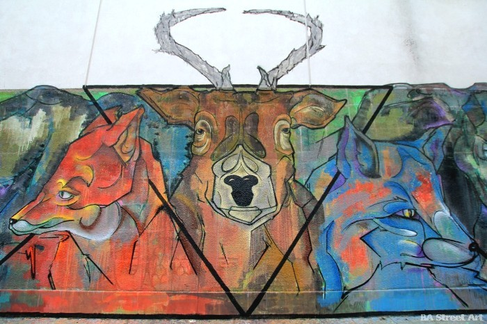animales en peligro mural buenos aires murales buenosairesstreetart.com