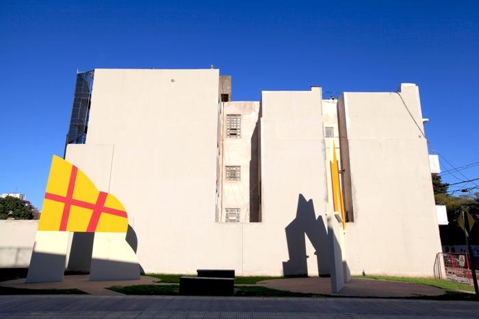 Proyecto Distrito de Arte Villa Urquiza martin ron buenos aires street art